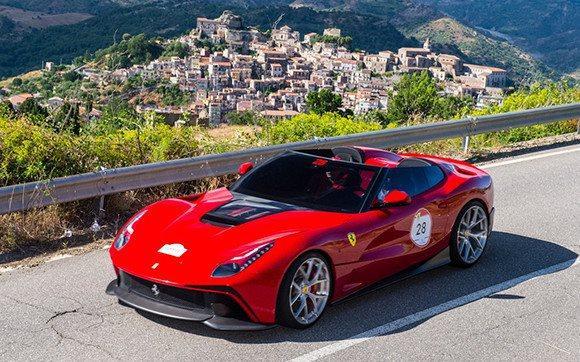 Ferrari F12 Berlinetta TRS