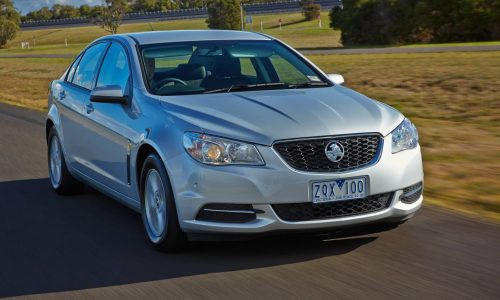Holden to ditch Commodore nameplate – report