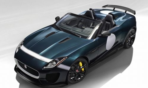 Jaguar F-Type Project 7 revealed, previews Special Operations potential