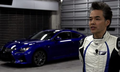 Lexus details the engineering highlights of the RC F