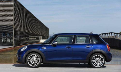 MINI Cooper 5 Door station wagon revealed