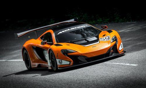McLaren 650S GT3; improved handling, more adjustable
