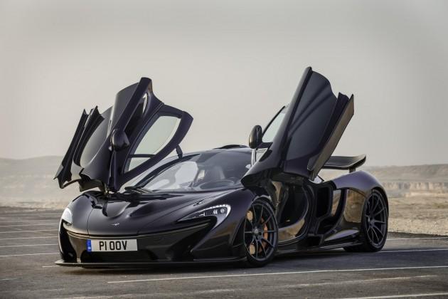 McLaren P1 PP3