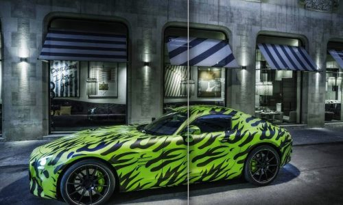 Mercedes-AMG GT details revealed in company magazine