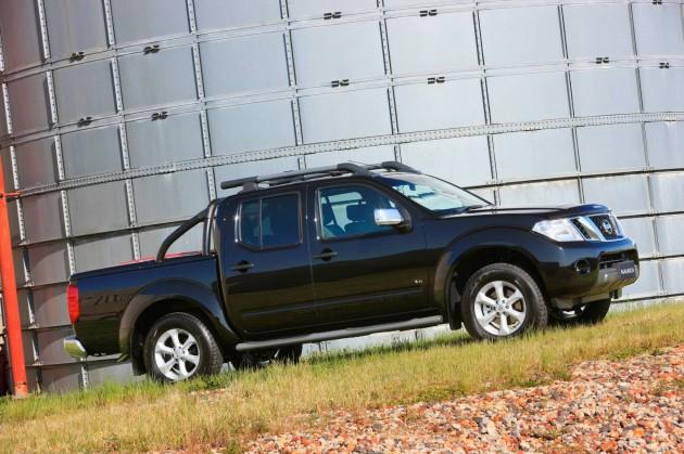 Nissan Navara ST-X 550