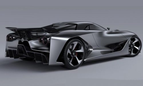 Nissan Vision Gran Turismo concept leaked online: UPDATE