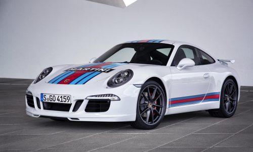 Porsche 911 'Martini Racing Edition' celebrates Le Mans