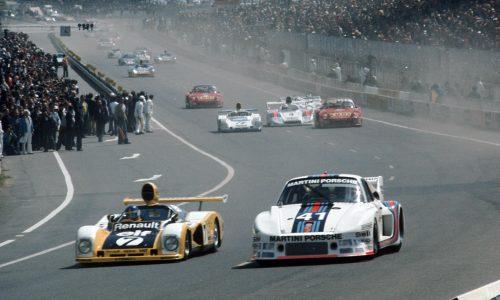 Porsche at Le Mans: 1951-2014