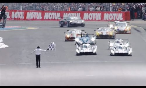 Porsche taking glass half-full approach to Le Mans 2014