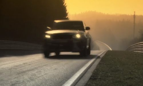 """Range Rover Sport 'RS' teased again, """"everything you'd expect"""""""