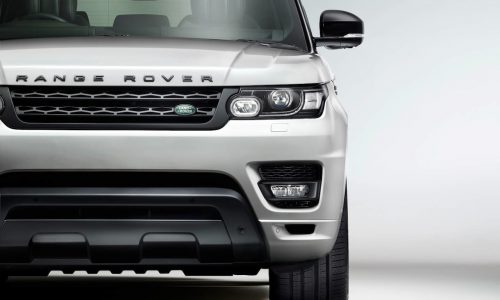 Range Rover Sport Stealth Pack to debut at Goodwood