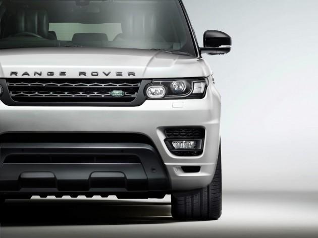 Range Rover Sport Stealth Pack exterior