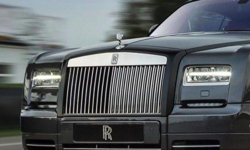 Rolls-Royce 'Cullinan' SUV coming in 2018 – report