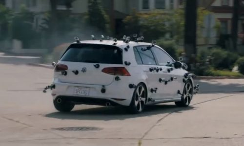 Volkswagen goes nuts with GoPro and Golf GTI
