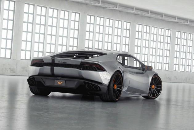 Wheelsandmore Lamborghini LP850-4 Huracan Lucifero-rear