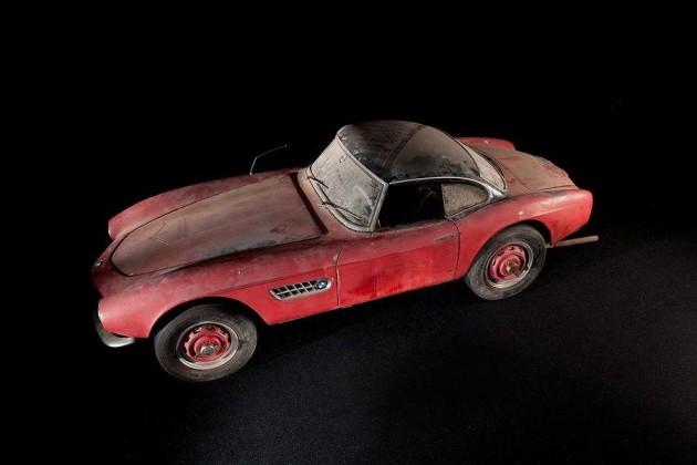 1957 BMW 570 owned by Elvis Presley