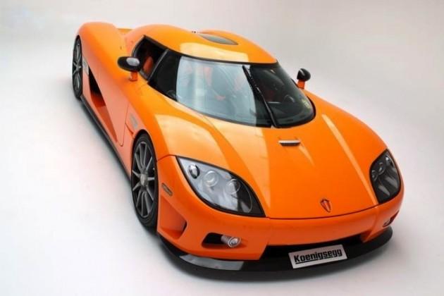 2008 Koenigsegg CCX front