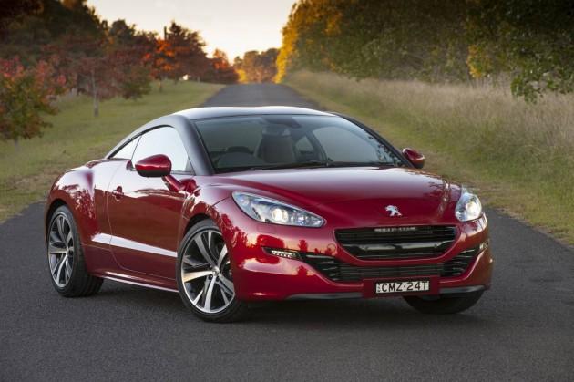 2013-Peugeot-RCZ-red