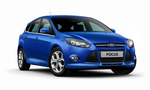 Updated 2014 Ford Focus MKII now on sale, adds safety features