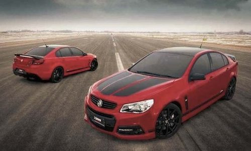 Holden VF Commodore SS V Craig Lowndes edition coming