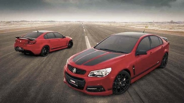 2014 Holden Commodore SS V Craig Lowndes edition