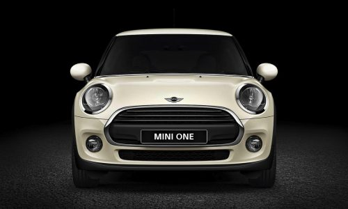 MINI One on sale from $24,500, most affordable model