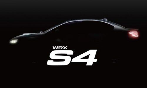 Subaru WRX S4 on the way, new JDM spec?