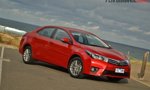 2014 Toyota Corolla ZR sedan review (video)