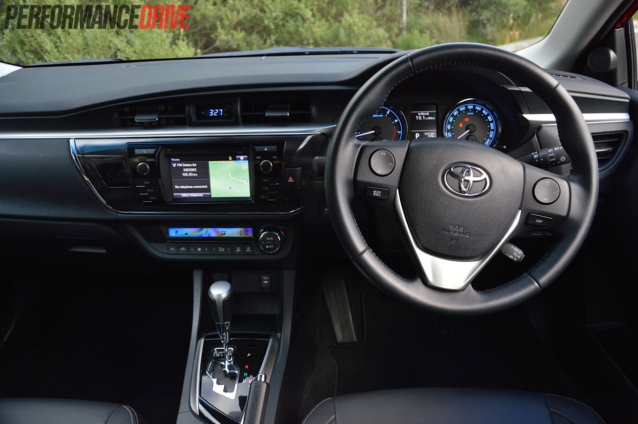 2014 Toyota Corolla ZR sedan review (video) | PerformanceDrive