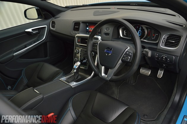 2014 Volvo S60 Polestar-interior