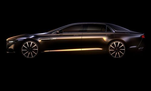 New Aston Martin Lagonda revealed, for Middle East only