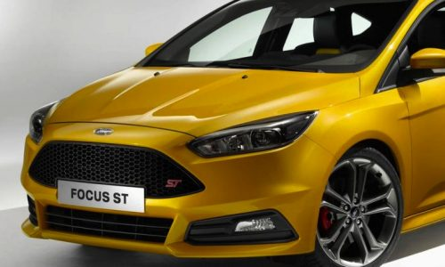 2016 Ford Focus RS getting 2.3 EcoBoost – report