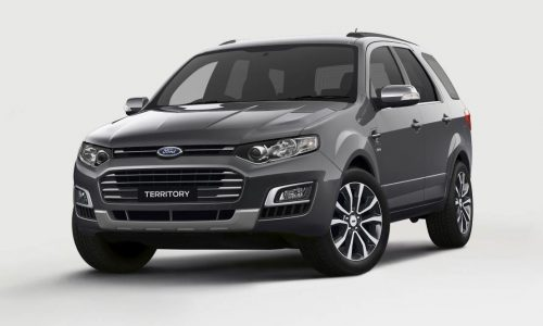 2015 Ford Territory revealed