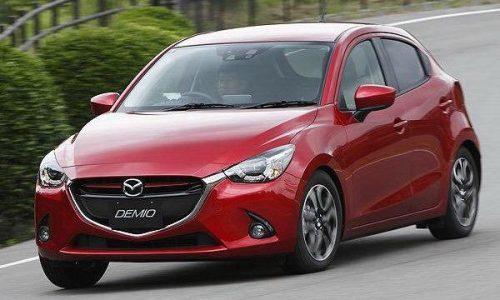 2015 Mazda2 revealed; UPDATE