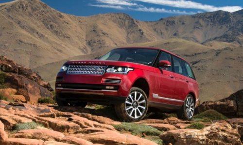2015 Range Rover gets minor updates, 40Nm torque boost