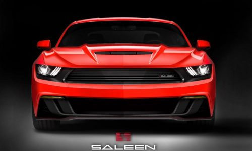 Saleen S302 in the works, based on 2015 Ford Mustang