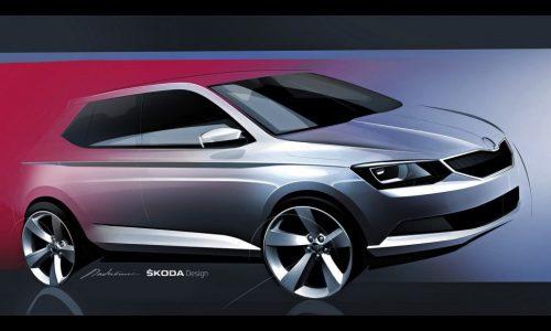 2015 Skoda Fabia gets sportier design