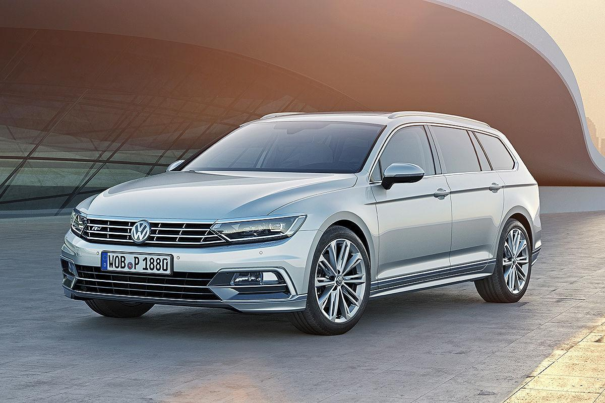 2015 Volkswagen Passat revealed | PerformanceDrive