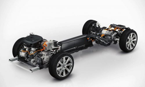 2015 Volvo XC90 T8 to feature 300kW 'Twin Engine' hybrid