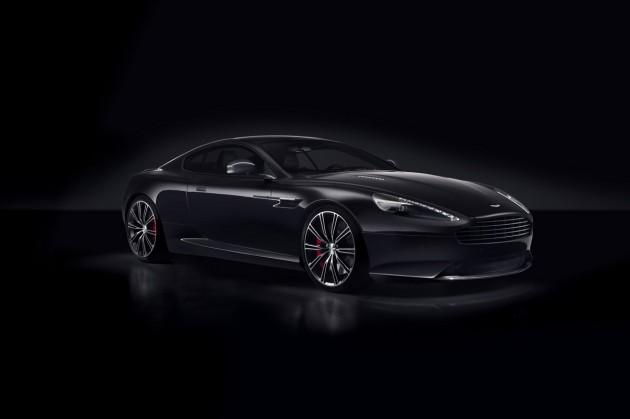 Aston Martin DB9 Carbon Edition front exterior