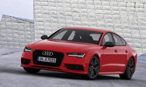 Audi A7 Sportback Competition celebrates TDI's 25th anniversary