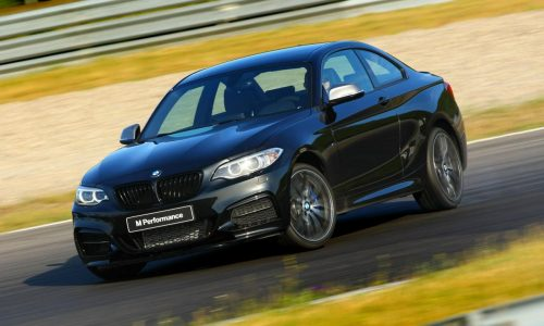 BMW M235i Track Edition announced for Netherlands