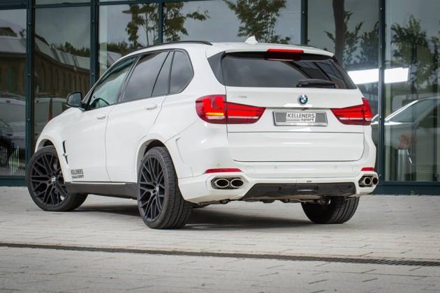 BMW X5 F15 Kelleners Sport exterior