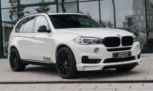 Kelleners Sport reveals comprehensive BMW X5 upgrades