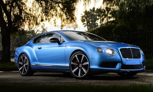 Bentley considering; small coupe, 'special operations' unit – report
