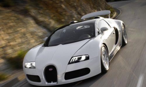 Bugatti Veyron successor confirmed, set for 2016 – report