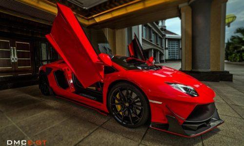 DMC Lamborghini Aventador LP988 Edizione GT is insane