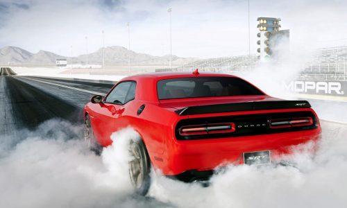 Video: Dodge Challenger Hellcat runs quarter mile in 10.8sec