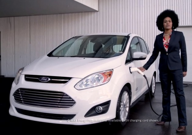 Ford C-Max Energi campaign