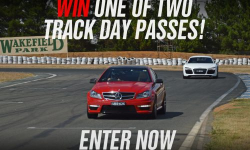 PerformanceDrive is giving away two track-day passes